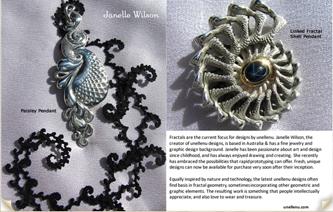 Muses Magazine excerpt featuring unellenu designs